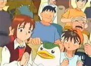 Holly, Mocchi und Genki