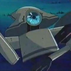 Robo wurde erneut in seine Einzelteile zerlegt.