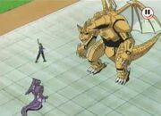 Naga gegen Robo-Drache