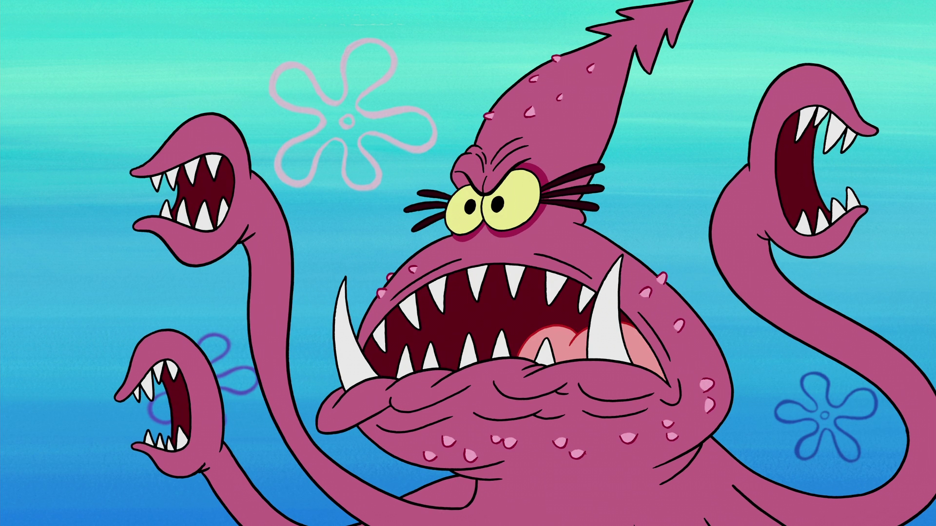 Baby Kraken Monsters From Spongebob Squarepants Wikia Fandom