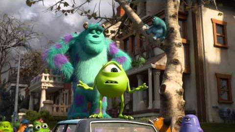 """Monsters University """"Star Player"""" Clip"""