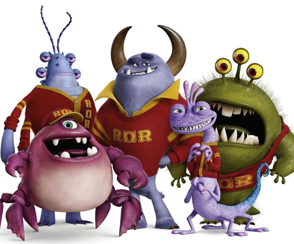Javier Rios   Monsters, Inc. Wiki   Fandom