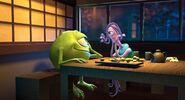Mike and Celia Mae 002
