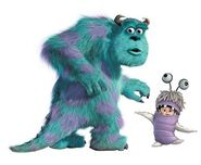 Monsters, Inc. Sulley and Boo