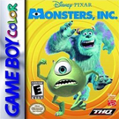 Monsters,inc.gameboycolor