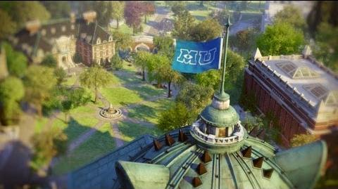 Monsters University - Imagine You at MU