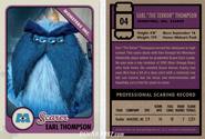 04 Earl Thompson - Rookie