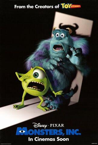 File:Monsters, Inc-Scream poster.jpg