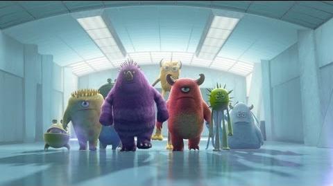 We See Monsters University