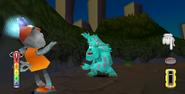 Monsters Inc Scream Team City Park 24