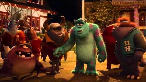 Monsters University - TV Spot 2