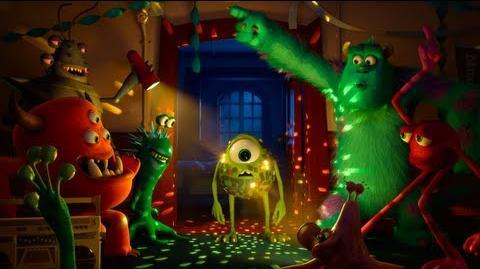 Monsters University Teaser - Dog
