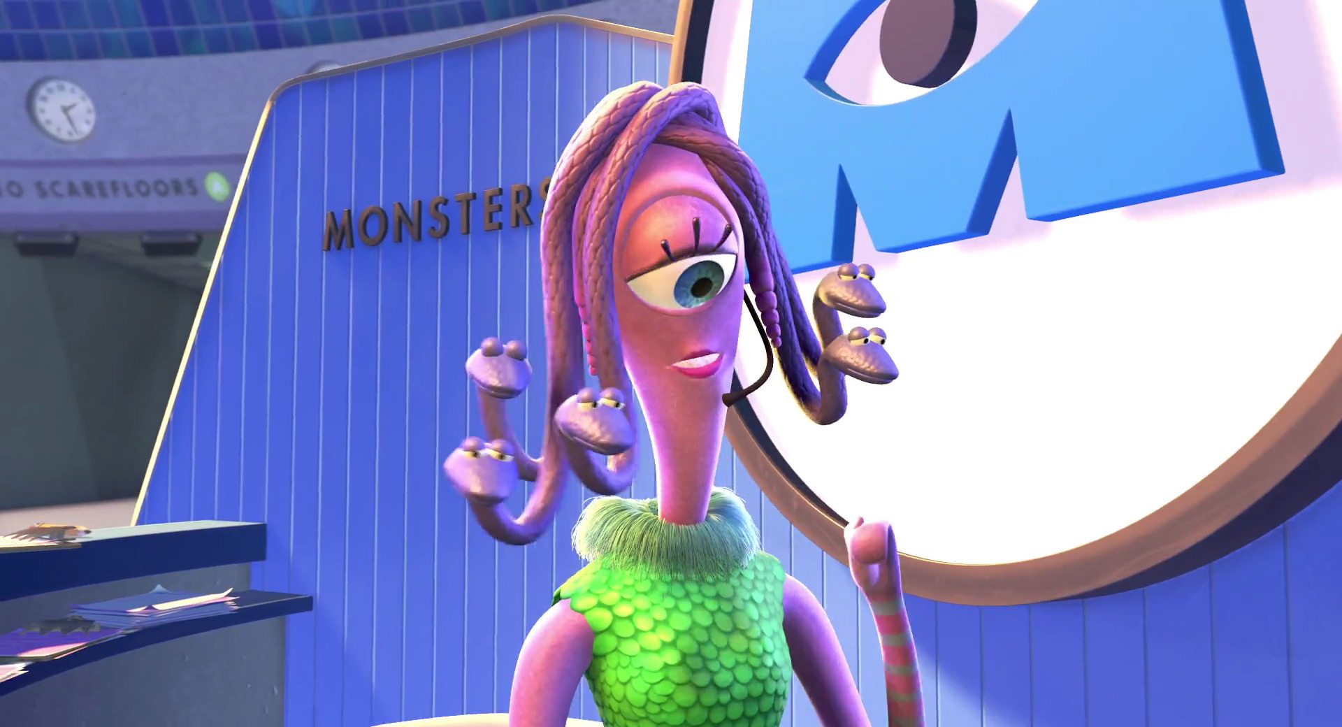 Celia Mae | Monsters, Inc. Wiki | FANDOM powered by Wikia
