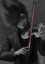 August Flynn by Lordbelatiel