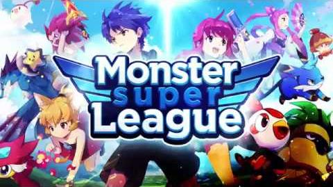 Catch and Evolve Astromons in 'Monster Super League'
