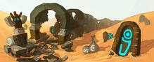 Mirage Ruins Header