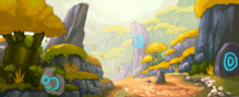 Lunar Valley Header