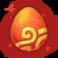 Fiery Egg