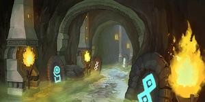 Golem Dungeon Header