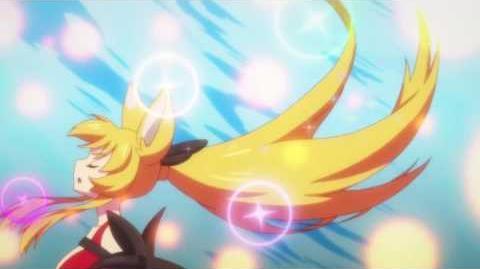 MSL Trailer Miho Transformation Animation