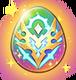 Heroic Secret Egg