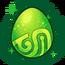 Grassy Egg