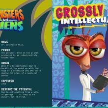 Dr Cockroach Monsters Vs Aliens Wiki Fandom