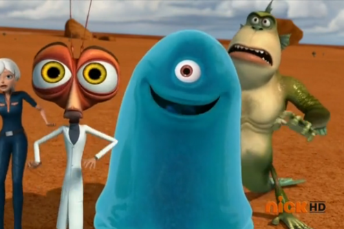 Monsters vs. Aliens Wiki