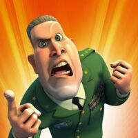 General Monger Monsters Vs Aliens Wiki Fandom