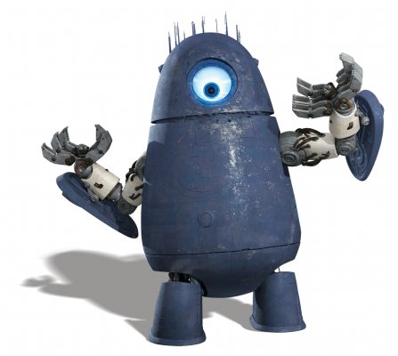 Robot Probes Monsters Vs Aliens Wiki Fandom Powered By