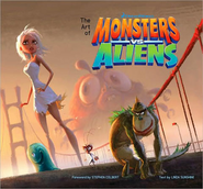 The Art of Monsters vs. Aliens