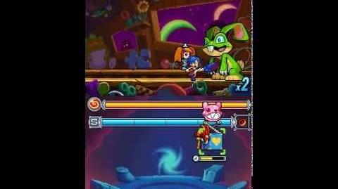 Monster Tale - Boss 04 Zoe (No Damage, No Special Attacks)
