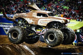 Monster Truck Dog >> Monster Mutt Junkyard Dog Monster Trucks Wiki Fandom