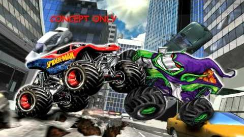 Marvel Monstergeddon - Marvel Monstergeddon Preview Event Intro Video