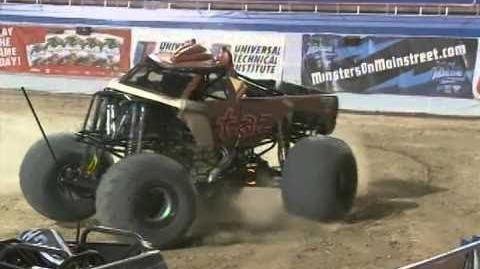 Taz Freestyle - Monster Jam World Finals IX