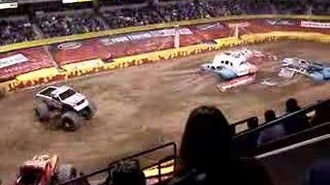 Wilkes-Barre Monster Jam 2008