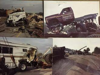 Unusual Monster Truck Incidents | Monster Trucks Wiki