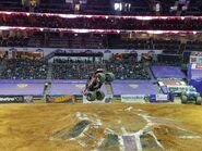Monster jam fan photo