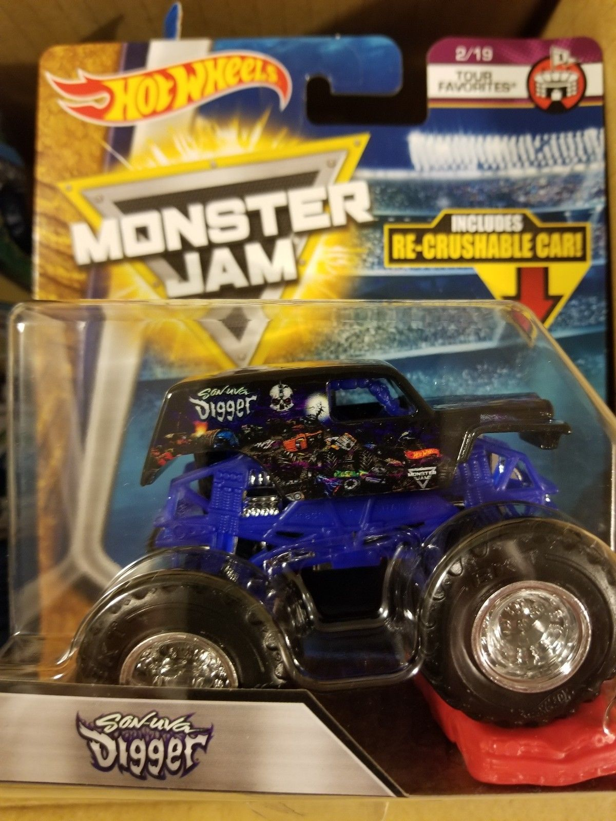 List Of 2018 Hot Wheels Monster Jam Trucks Monster Trucks Wiki