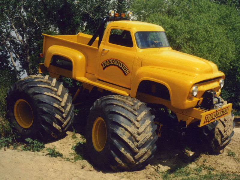 Frankenstein | Monster Trucks Wiki | FANDOM powered by Wikia