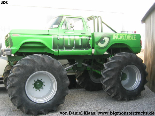 Image - Hulk-0.jpg | Monster Trucks Wiki | FANDOM powered ...