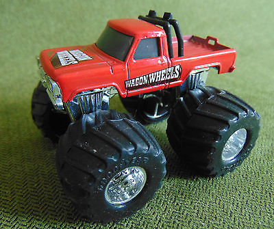 Vintage Matchbox Chevy Wagon Wheels Monster Truck