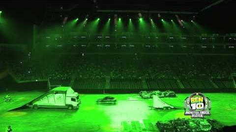 Ben 10 Monster Truck Mania Live Movie Montage