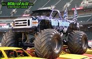 Truck bluethunder