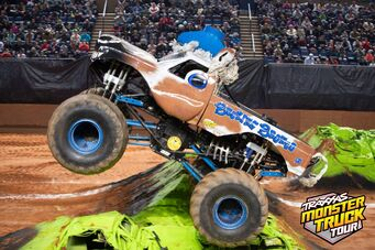 Bucking Bronco (Race) | Monster Trucks Wiki | FANDOM powered