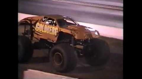 Monster Truck Video Vault Episode 7 Englishtown NJ 2001