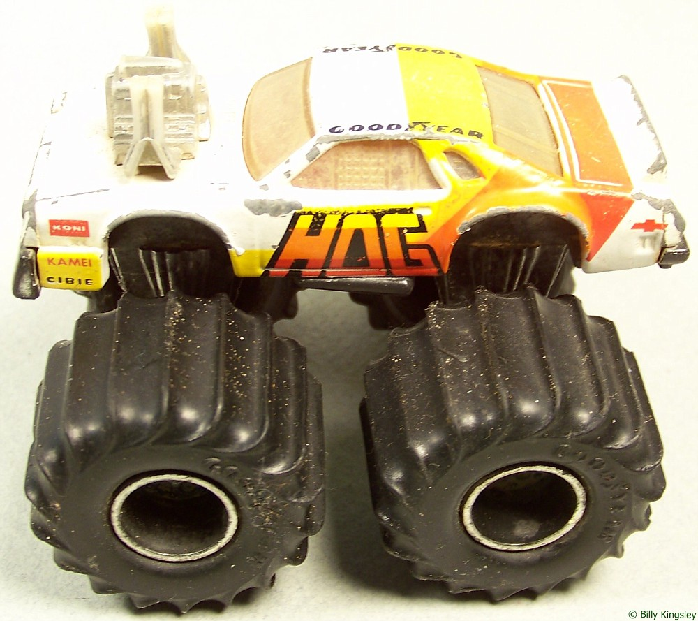 Hog Was Toy Released By Matchbox.