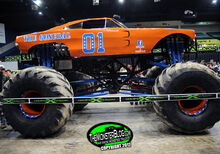 Dodge Charger Wiki >> The General | Monster Trucks Wiki | FANDOM powered by Wikia