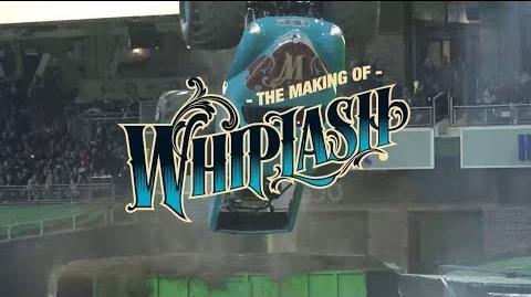 Making of Whiplash Monster Jam Truck