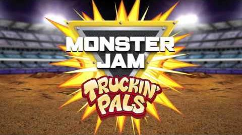 "Animation - ""Monster Jam® Truckin' Pals"" (nickolasn.com)"